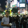 Vincent in Shibuya
