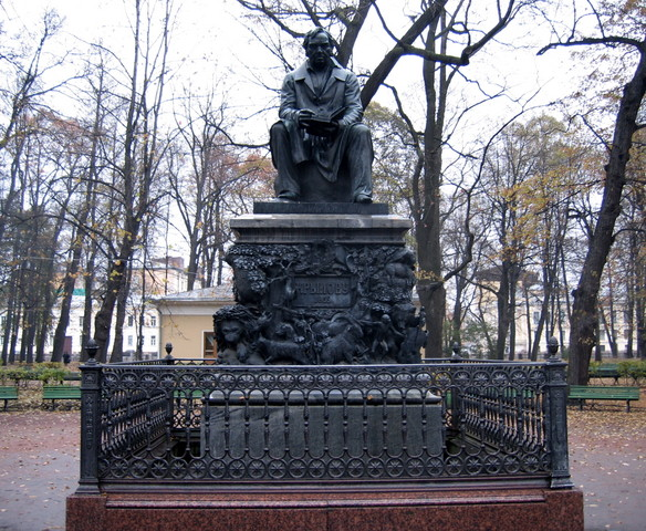 Memorial to Ivan Krylov