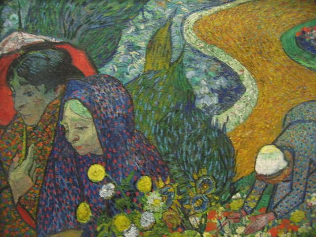 Memory Of The Garden At Etten Ladies Of Arles Cuboidal Photos